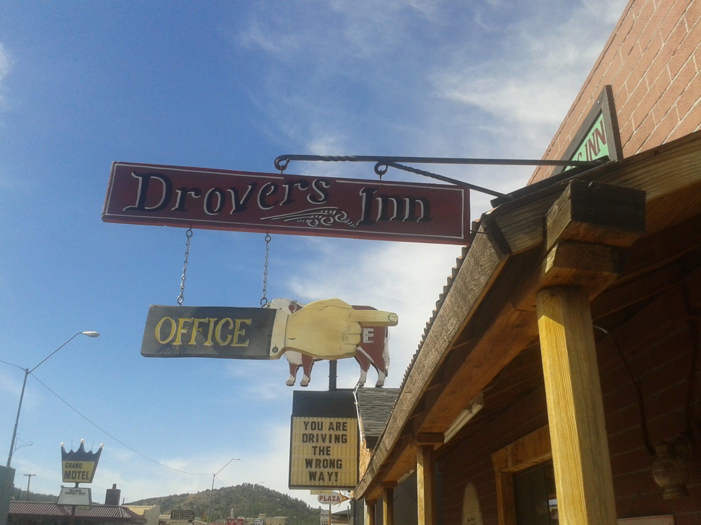 Drover's Inn, Williams